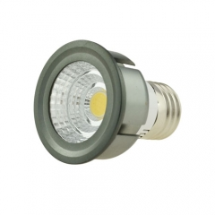 LED COB Spotlight E27 3W 85-265V Cool Warm Neutral White Bulb