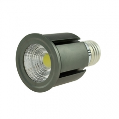 Dimmable LED COB Spotlight E27 7W 85-265V Cool Warm Neutral White Bulb