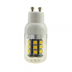 3W GU10 LED Corn Light 5050 SMD 27 LEDs Lamp Bulb AC 220V Warm/Neutral/Cool White
