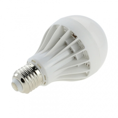 RANPO E27 7W LED Globe Bulb Warm / Cool White,Energy Saving Lamp For Home