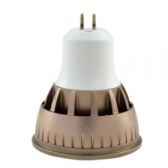 Dimmable LED COB Spotlight GU5.3 5W 85-265V Cool Warm Neutral White Bulb