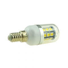 3W E14 LED Corn Light 5050 SMD 27 LEDs Lamp Bulb AC 220V Warm/Neutral/Cool White