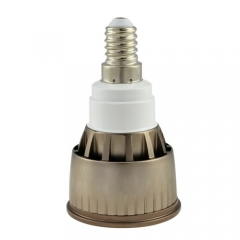 LED COB Spotlight E14 5W 85-265V Cool Warm Neutral White Bulb