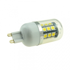 3W G9 LED Corn Light 5050 SMD 27 LEDs Lamp Bulb AC 110V/220V Warm/Neutral/Cool White