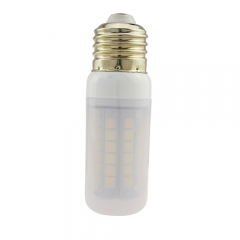 5W E27 LED Corn Light 5050 SMD 48 LEDs Lamp Bulb AC 110V/220V Warm/Neutral/Cool White