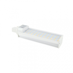 G23 85-265V 9W LED Horizontal Plug 2835 SMD Corn Light