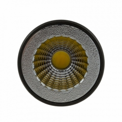 Dimmable LED COB Spotlight MR16 5W 85-265V Cool Warm White Bulb