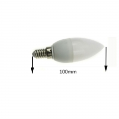 RANPO E14 3W 2835 SMD LED Chandelier Candle Bulb Warm Cool White 85-265V