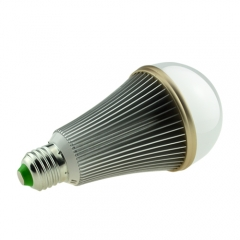 E27 12W Dimmable LED Bulb Spot Light Lamp High Power Aluminum Warm /Cool White 85-265V