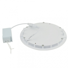 Ranpo Dimmable  LED Panel Light Round 12W Warm/Cool/Neutral White Downlight with LED Driver AC 110V 220V