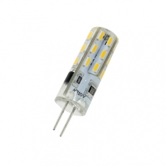 Mini G4 3W AC 110V LED Corn Bulb 3014 SMD 24LEDs Cool Neutral Warm White Light