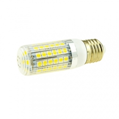 8W E27 LED Corn Light 5050 SMD 69 LEDs Lamp Bulb AC 220V Warm/Neutral/Cool White