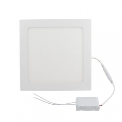 Ranpo LED Panel Light Square 9W Warm Cool White Downlight with LED Driver AC 85-265V