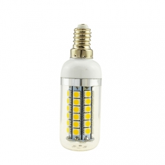 5W E14 LED Corn Light 5050 SMD 48 LEDs Lamp Bulb AC 220V Warm/Neutral/Cool White