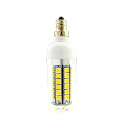 5W E12 LED Corn Light 5050 SMD 48 LEDs Lamp Bulb AC 110V Warm/Neutral/Cool White