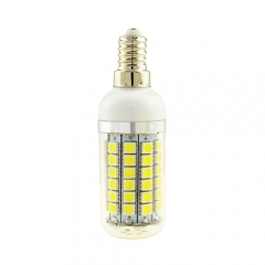 8W E14 LED Corn Light 5050 SMD 69 LEDs Lamp Bulb AC 220V Warm/Neutral/Cool White