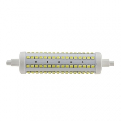 RANPO Dimmable R7S J135 (135mm) 2835 SMD 128 Leds 12W LED Flood Corn Lamp Warm Cool White AC 110V 220V