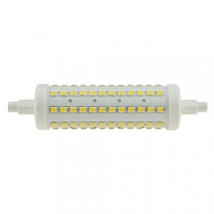 RANPO Dimmable R7S J118(118mm) 2835 SMD 96 Leds 10W LED Flood Corn Lamp Warm Cool White AC 110V 220V