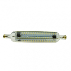 RANPO Dimmable 4014 R7S J118 (118mm) 152 SMD 10W LED Flood Corn Lamp Warm Cool White 110V 220V