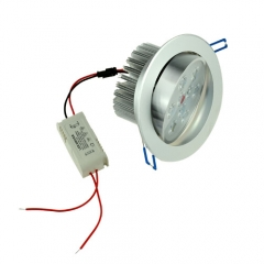 RANPO 9W LED LED Recessed Lighting,AC 85-265V,60W Halogen bulb Equivalent,640LM,Recessed Ceiling Lights,LED Downlight