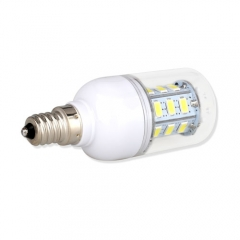 E12 3W  LED Corn Light Bulb 24 LEDs 5730 SMD Warm Cool White AC110V