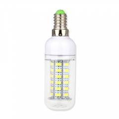 E14 6.5W  LED Corn Light Bulb 48 LEDs 5730 SMD Warm Cool White AC220V