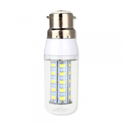 B22 4.5W  LED Corn Light Bulb 36 LEDs 5730 SMD Warm Cool White AC220V