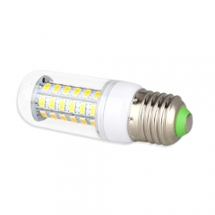 E27 6.5W  LED Corn Light Bulb 48 LEDs 5730 SMD Warm Cool White AC220V