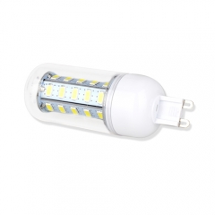 G9 4.5W  LED Corn Light Bulb 36 LEDs 5730 SMD Warm Cool White AC220V 110V
