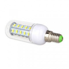 E14 4.5W  LED Corn Light Bulb 36 LEDs 5730 SMD Warm Cool White AC220V