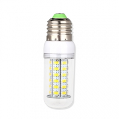 E26 6.5W  LED Corn Light Bulb 48 LEDs 5730 SMD Warm Cool White AC110V
