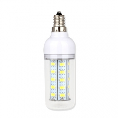 E12 4.5W  LED Corn Light Bulb 36 LEDs 5730 SMD Warm Cool White AC110V