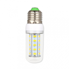 E27 4.5W  LED Corn Light Bulb 36 LEDs 5730 SMD Warm Cool White AC220V