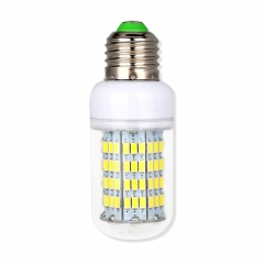 E27 14.5W  LED Corn Light Bulb 108 LEDs 5730 SMD Warm Cool White AC220V