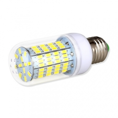 E27 14.5W  LED Corn Light Bulb 108 LEDs 5730 SMD Warm Cool White AC110V