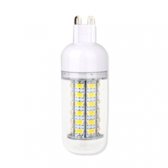 G9 6.5W  LED Corn Light Bulb 48 LEDs 5730 SMD Warm Cool White AC220V 110V