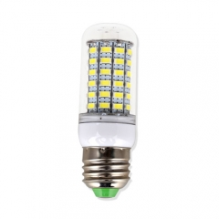 E27 9W  LED Corn Light Bulb 69 LEDs 5730 SMD Warm Cool White AC220V
