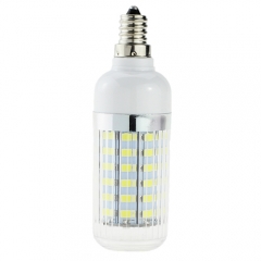 7W E12 AC 110V 5730 SMD 56 LEDs Lamp Bulb Warm/Neutral/Cool White LED Corn Light Stripe Housing