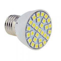 RANPO E27 LED Spotlight 4w Bulb 5050 SMD AC 110V/220V Warm/Neutral/Cool White