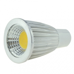 Dimmable GU10 AC 110V 12W LED COB Downlight Bulb Warm / Cool White ,600LM