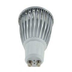 Dimmable GU10 AC 220V 12W LED COB Downlight Bulb Warm / Cool White ,600LM