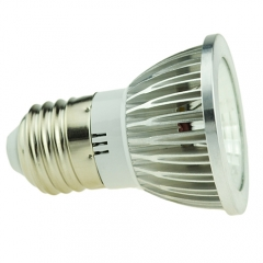 Dimmable E27 AC 110V 6W LED COB Downlight Bulb Warm / Cool White ,300LM