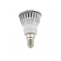 Dimmable E14 AC 220V 6W LED COB Downlight Bulb Warm Neutral Cool White ,300LM