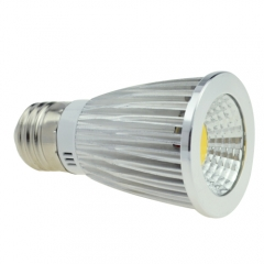Dimmable E27 AC 220V 12W LED COB Downlight Bulb Warm Neutral Cool White ,700LM