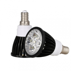 Dimmable E14 8W LED Bulb Spotlight Cool Warm Neutral White AC 220V