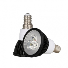 Dimmable E14 6W LED Bulb Spotlight Cool Warm Neutral White AC 220V