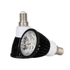 Dimmable E14 10W LED Bulb Spotlight Cool Warm Neutral White AC 220V