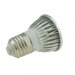 Dimmable E27 AC 220V COB Spotlight Cool Warm Neutral White