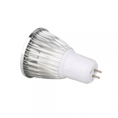 Dimmable GU5.3 9W AC 220V LED COB Spotlight Cool Warm Neutral White