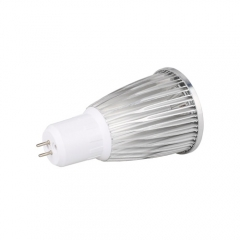 Dimmable GU5.3 AC 220V 12W LED COB Downlight Bulb Warm Neutral Cool White ,700LM